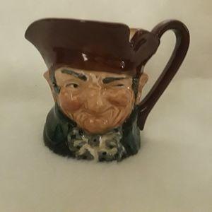 Royal doulton character mug - old charlie/charley